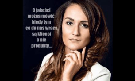 BU17: Jak bez początkowych kontaktów własnych możesz stać się liderem sprzedaży ubezpieczeń- swoimi doświadczeniami dzieli się Marta Sionkowska