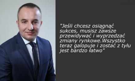 BU24: Na czym polega budowanie zespołu liderów w sprzedaży ubezpieczeń – wiedzą dzieli się Grzegorz Siedlecki